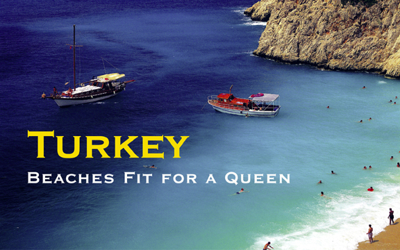 Turkey beaches w. title summer 2013