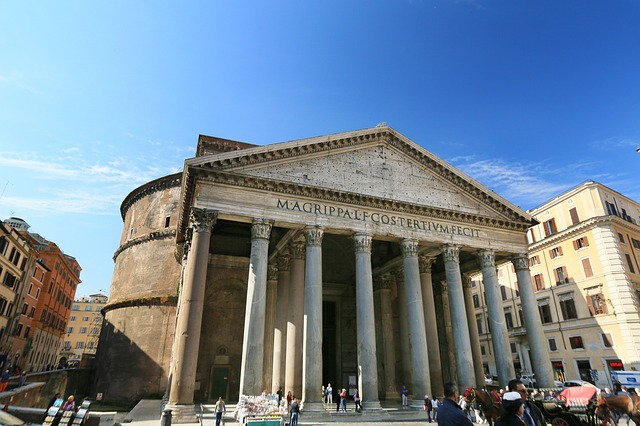 the-pantheon-622023_640