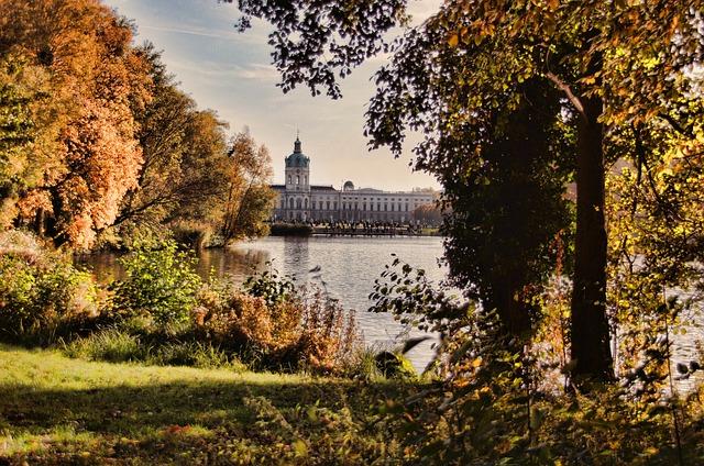Berlim-castle-charlottenburg