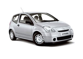 Citroen C2 or Similar